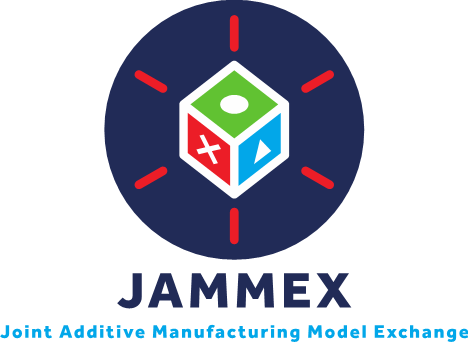 Joint Additive Manufacturing Model Exchange Logo